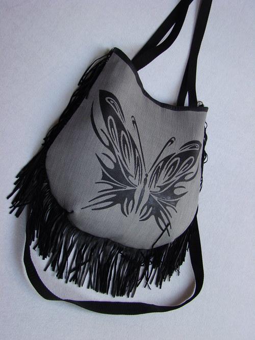 Motýlí kabelka