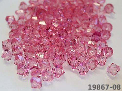19867-B08 Ohňovky 8mm růžové bal. 7.5g