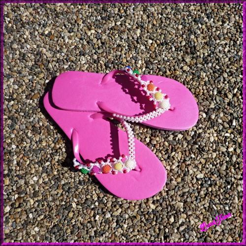 Letní obuv - žabky