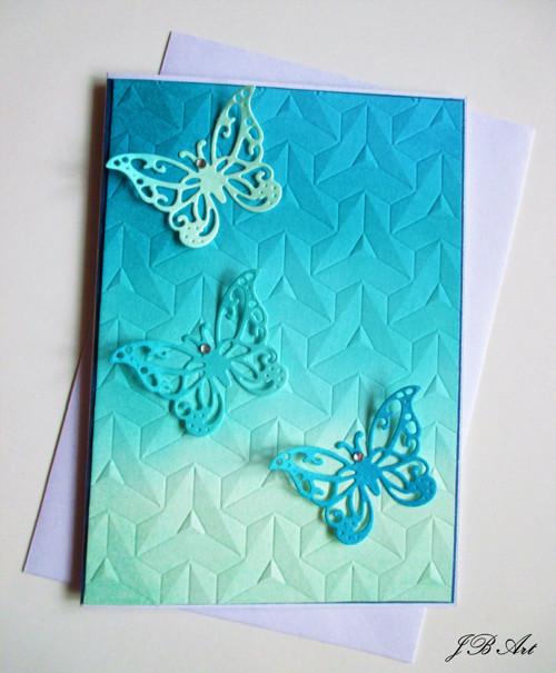 jarní motýlci modří
