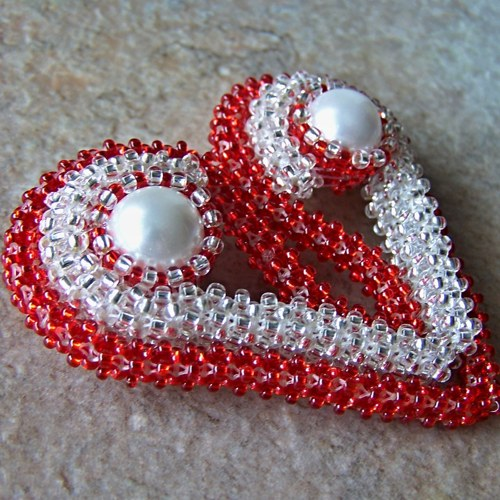 "Brož \""Heart\"""