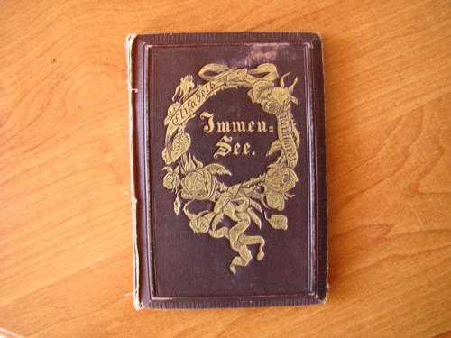 Immensee. Vydáno r. 1882