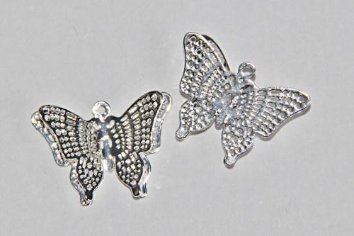 Motýl filigrán