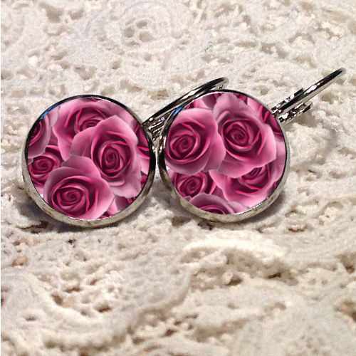 Ustláno v růžích (růžová)