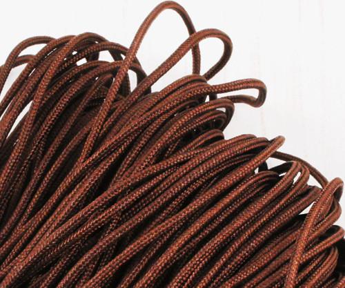 9.2 m, 30 let, 10yrd Mocca Brown Nylon Kabel Makra