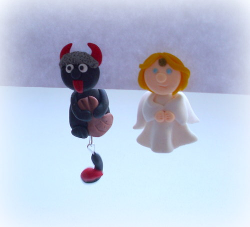 Anděl a čert