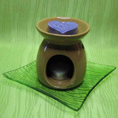 Aromavosk srdíčko fialové - levandule
