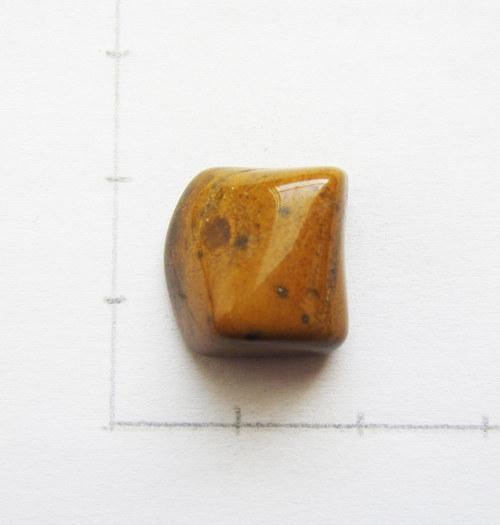 Jaspis žlutý 15x14x9