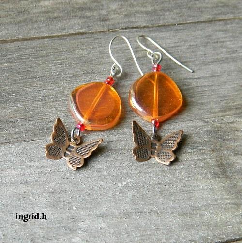 Medoví motýlci