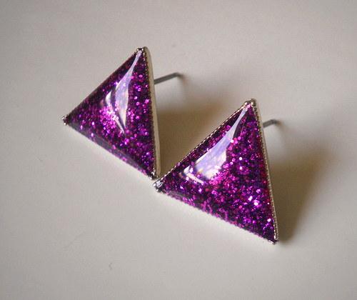Křišťálové trojúhelníčky