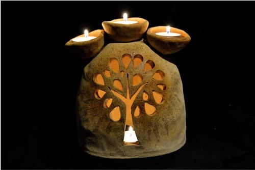 Svícen - strom života