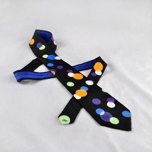 Veselá kravata nejen pro klauna