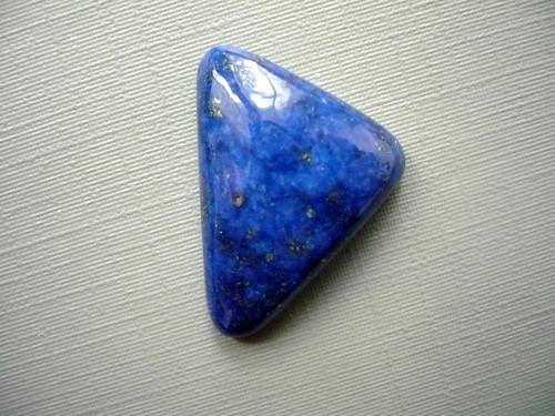 Kabošon - lapis lazuli 26 mm, č.22w