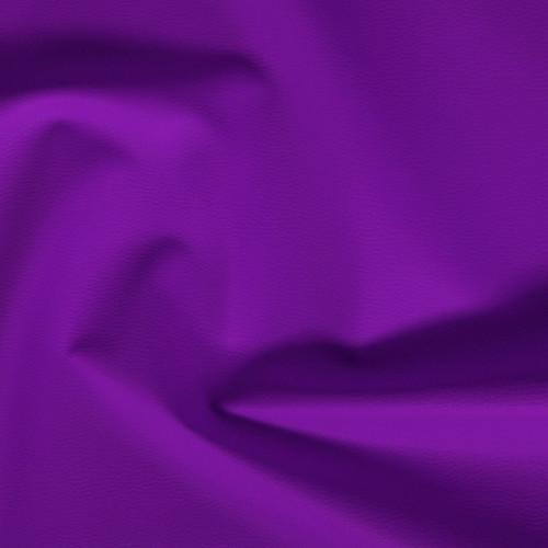 D517-50 Textilní kůže koženka FIALOVÁ JASNĚ,  50cm
