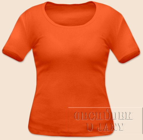 Dámské tričko krátký rukáv