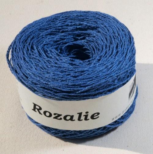 Rozalie - 505 střední modrá