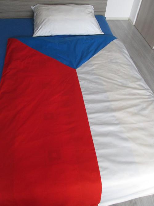 Povlečení česká vlajka