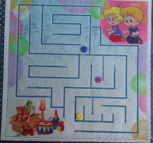 Stránky do knížek 15. Labyrint