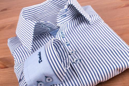 Košile Modrý proužek / konfekční