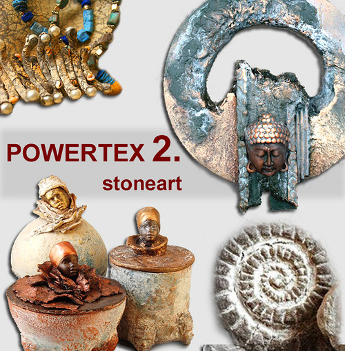 Kurz - POWERTEX 2.- stoneart, podle zájmu, P9