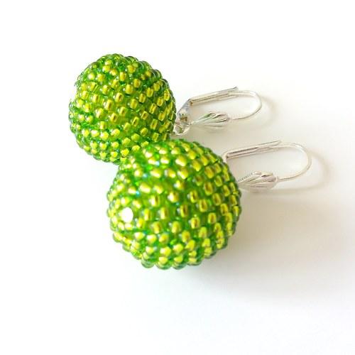 Zelené kuličky - VÝPRODEJ