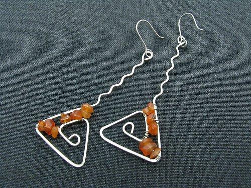 karneolové trojúhelníky