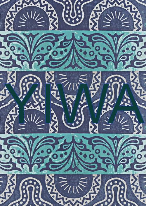 Inka blue -  Scrapbook papír A4 250 gr