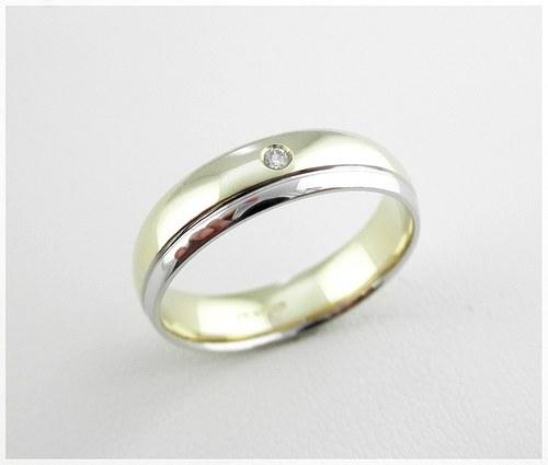 Snubní prsteny 1, 2