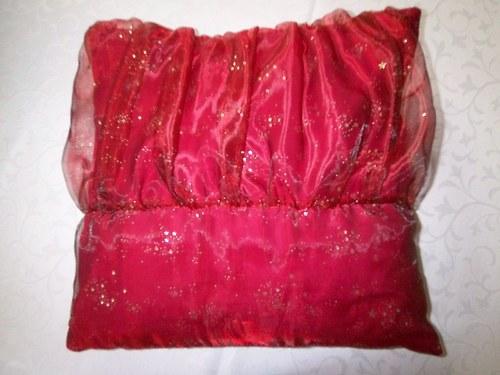 Vánoční dekorační povlak na polštář
