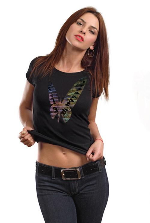 Dámské triko ,,Butterfly,,