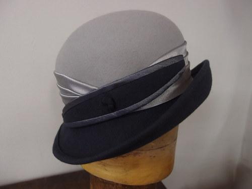 Filcový klobouk č. 5696