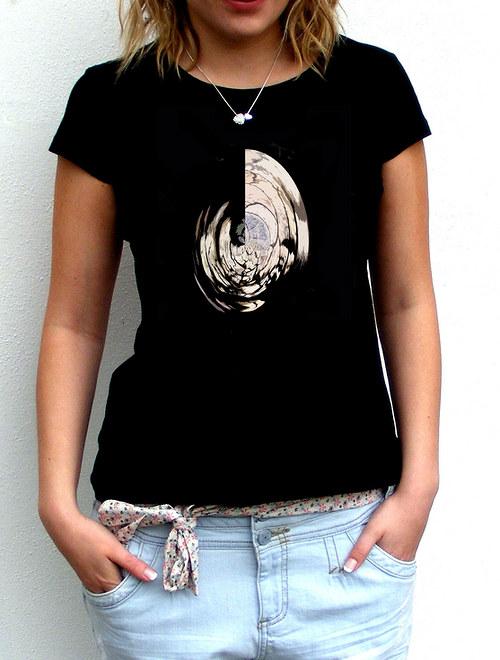 Dámské tričko ,,Wood´´