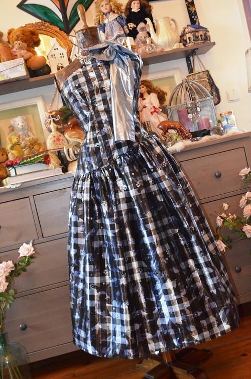 Šaty extravagantní na párty vhodné