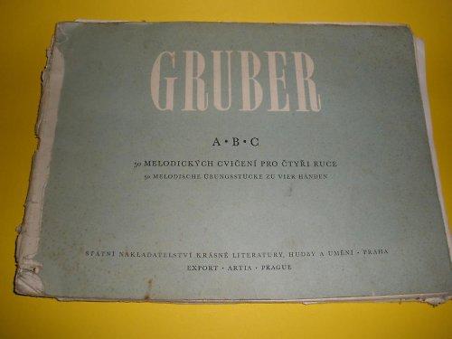 Gruber A.B.C.1958