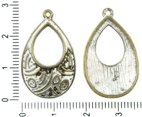 8ks Antické Bronzové Tón Matný Stříbrná Patina Umý