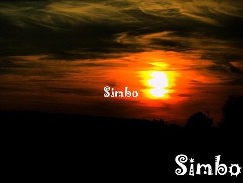 Západ slunce SLEVA