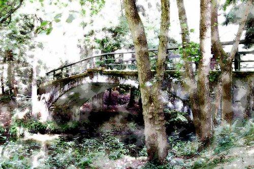 Most přes řeku Fantazii