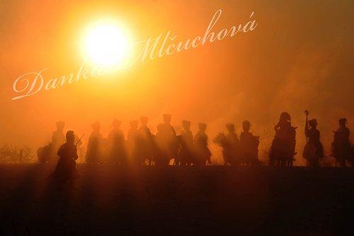 bitva u Slavkova ...