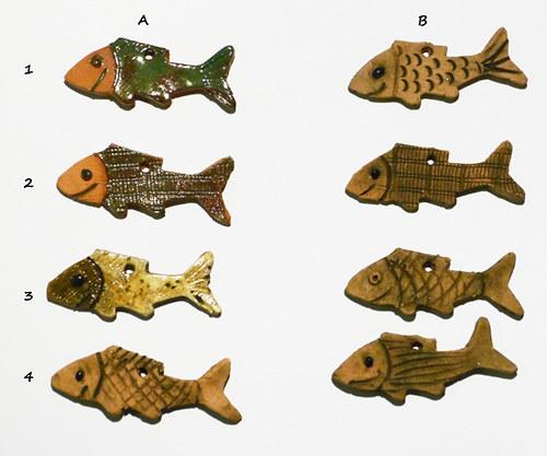 Rybičky z červenice