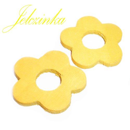 žluté kytičky