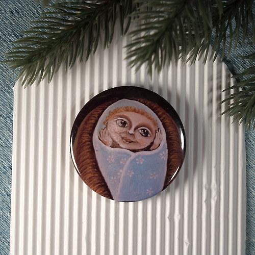 Ježíšek 5 magnet
