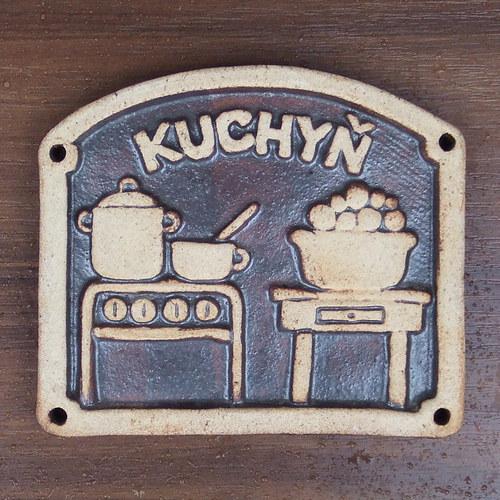 Kachlík č.15 - Kuchyň s knedlíky