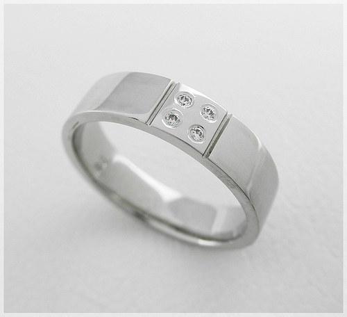 Snubní prsteny č. 26,27