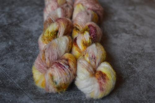 Suri Silk Cloud • In Bloom