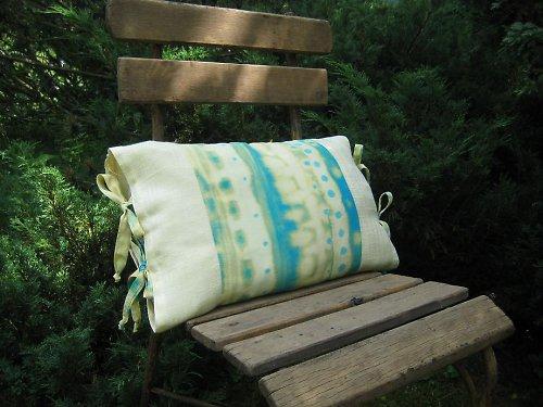 Lehký letně chladivý polštář SLEVA