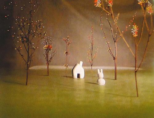 Tam, kde bydlí králíček/jaro