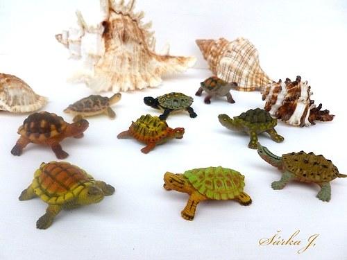 želvičky - do mýdel