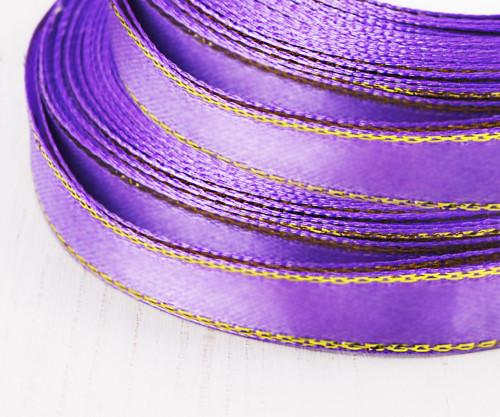 20m 66ft 22yds Roll Fialová Violet Zlatý Okraj Hra