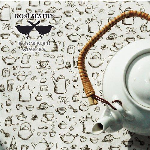 Autorská látka...Tea time