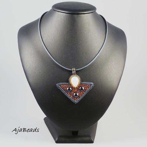 Noční motýl - přívěsek